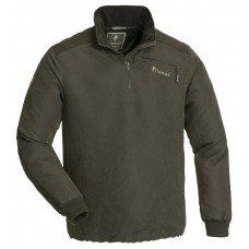 Pinewood Prestwick Pullover Wildlederbraun