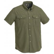 Pinewood Botswana Hemd Grün