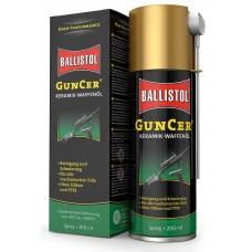 BALLISTOL GunCer Waffenöl mit Keramik-Additiven 200ml