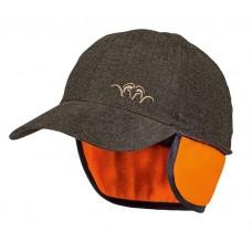 Blaser Vintage Mütze braun melange